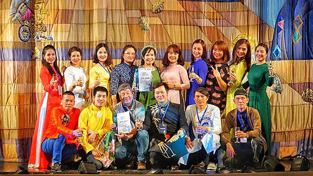 Việt Nam giành giải nhất Liên hoan Múa rối thế giới tại Liên bang Nga